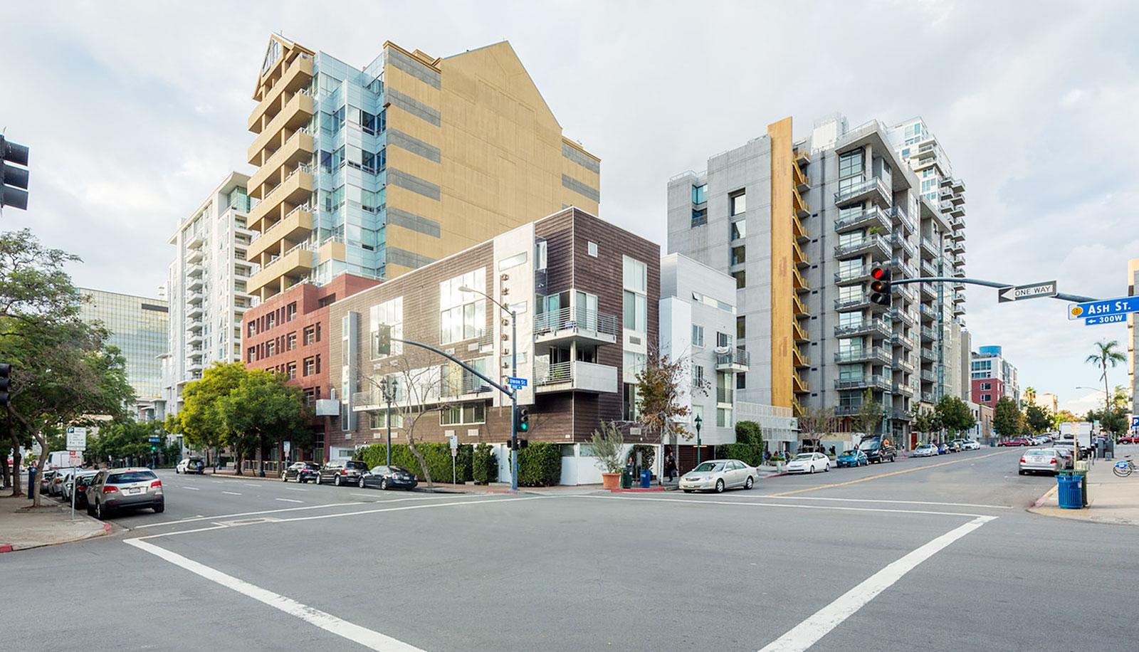 Billboard Lofts San Diego